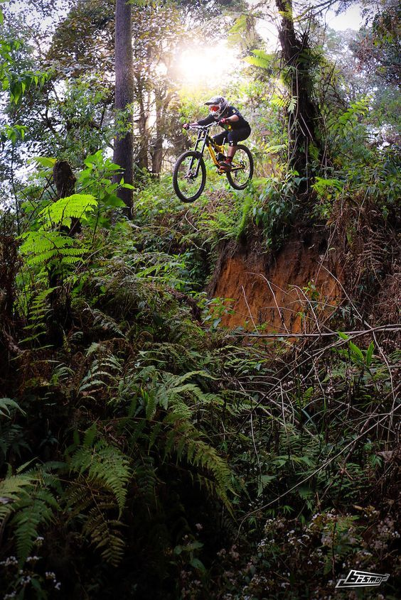 #Mountain #bikes are built to make it easy for you to explore hard to reach…