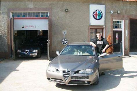 Pronájem autoservisu - hledáme automechanika