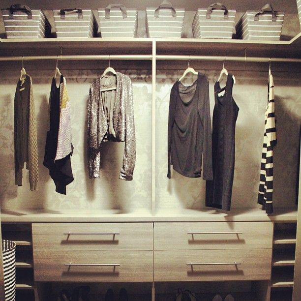 Drawers Turn Your Closet Into A Chest Of Drawers. Great For Small  Apartments.