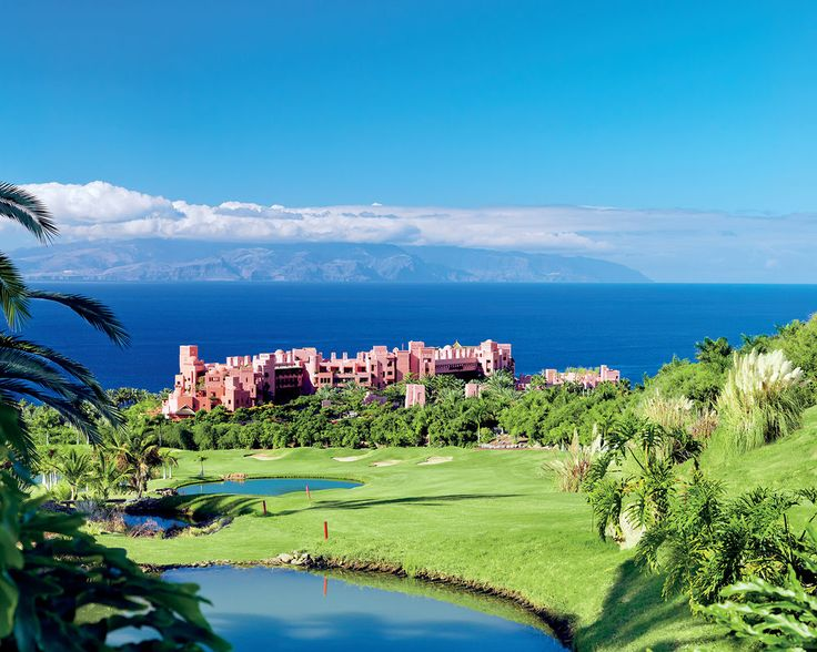 Located in Guia de Isora, The Ritz-Carlton, Abama is by the ocean and within the vicinity of Alcala Beach and Los Gigantes Beach. This 5-star hotel is within the region of Puerto Colon and Los Cristianos Beach. #luxurybeachresorts