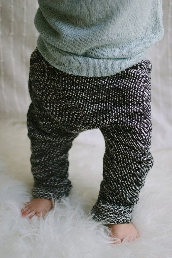 Baby Harem Pants by AnchoreDeep on Etsy