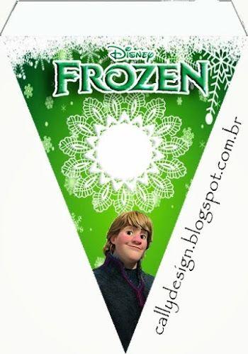 Fiesta de Frozen Fever: Kit para Imprimir Gratis.