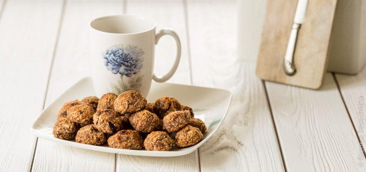 """Яблочное безглютеновое печенье из миндальной муки, рецепт приготовления с простой пошаговой инструкцией и фото. Кулинарный блог """"FoodForLife""""."""