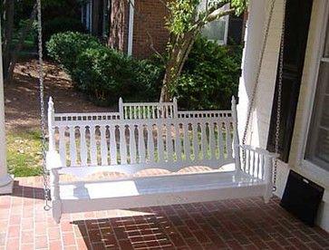Victorian Porch Swing