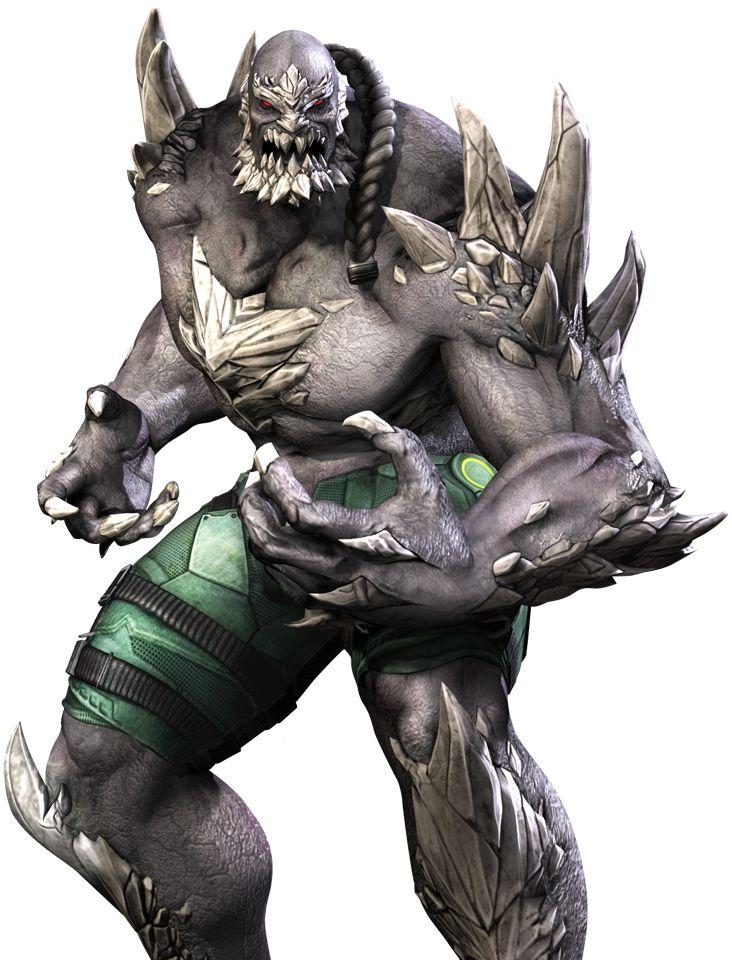 Doomsday - Injustice Wiki Guide & Walkthrough - IGN