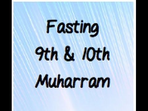 9 or 10 Muharram Ka Roza (Fasting) Urdu & English in below, Mufti Akmal.  https://www.youtube.com/watch?v=lnVonCBgGAI