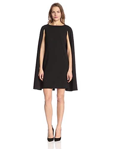 78c565c9819 Adrianna Papell Women s Structured Cape Sheath Dress at Amazon Women s  Clothing store