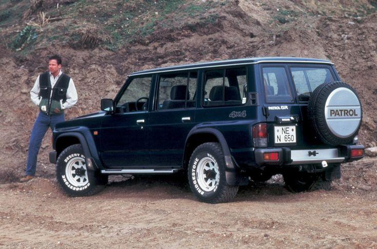 Nissan Patrol GR (Y60) - niezniszczalny [u┼╝ywana teren├│wka]