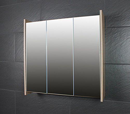 Elegant spiegel badezimmer mit beleuchtung