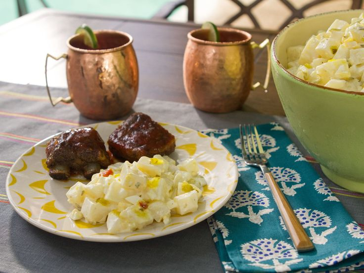 Get this all-star, easy-to-follow Potato Salad recipe from Trisha Yearwood