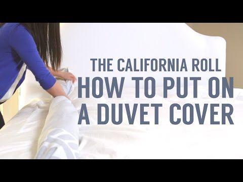 How to Put On a Duvet Cover | Crane & Canopy