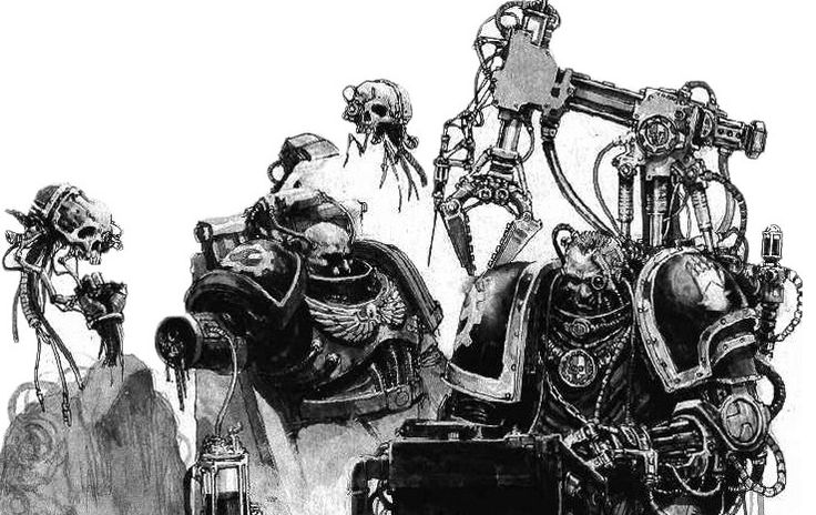The Iron Father: Legion Iron Hands - Faeit 212: Warhammer 40k News and Rumors