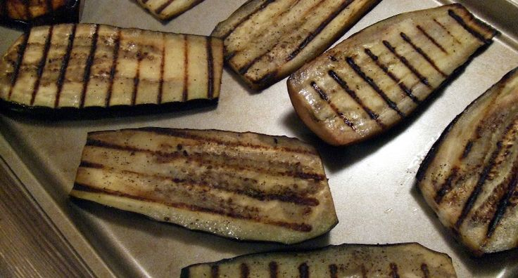 Eggplant can be great on the barbecue. It can also be overcooked and flavourless or undercooked with a soggy spongy texture. This easy recipe uses the power of salt water to guarantee great grilled eggplant — crispy brown on the outside, creamy sweet on the inside, and full of flavour — every time.
