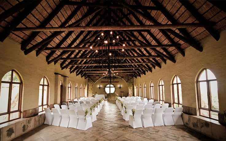 Wedding venues in Nelspruit