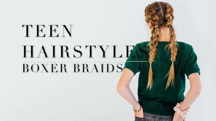 Boxer Braids Tutorial AKA How To Do Dutch Brais Fo…