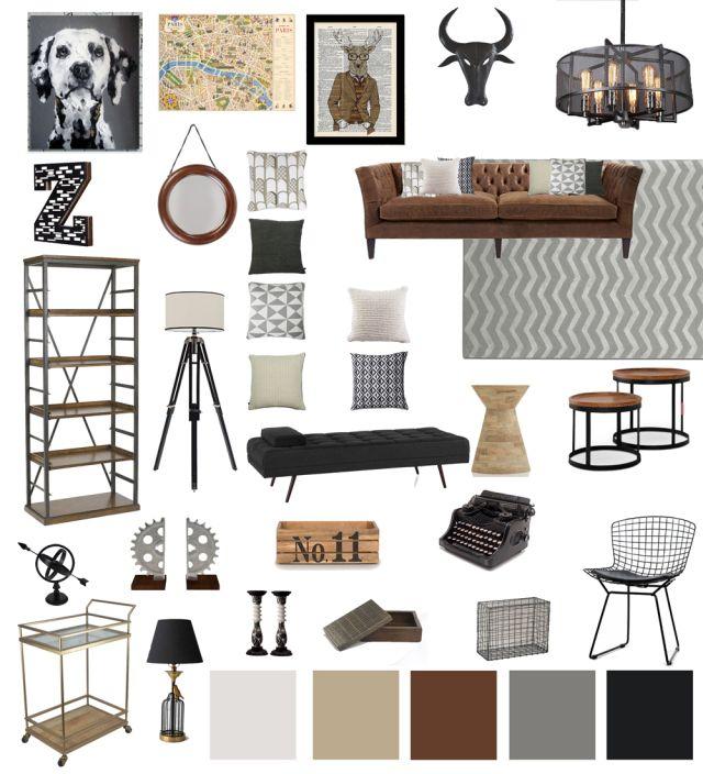 Decor 101 Vintage Industrial Living Room Design Your Home With Style Vintage Industrial Living Room Industrial Chic Living Room Industrial Decor Living Room #warm #industrial #living #room