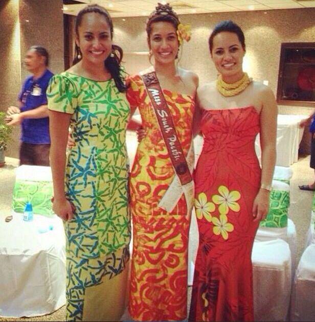 Tahitian dress styles