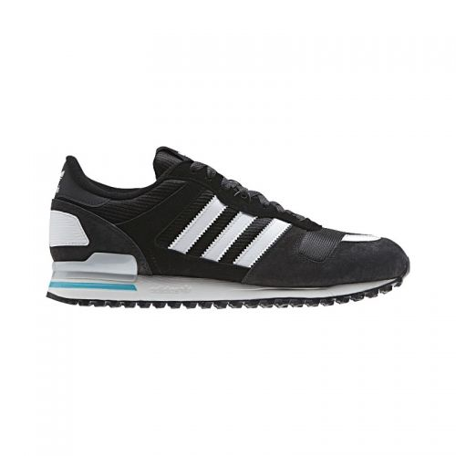 adidas Originals - zx 700 Carbon/Running White/Black (D65287)