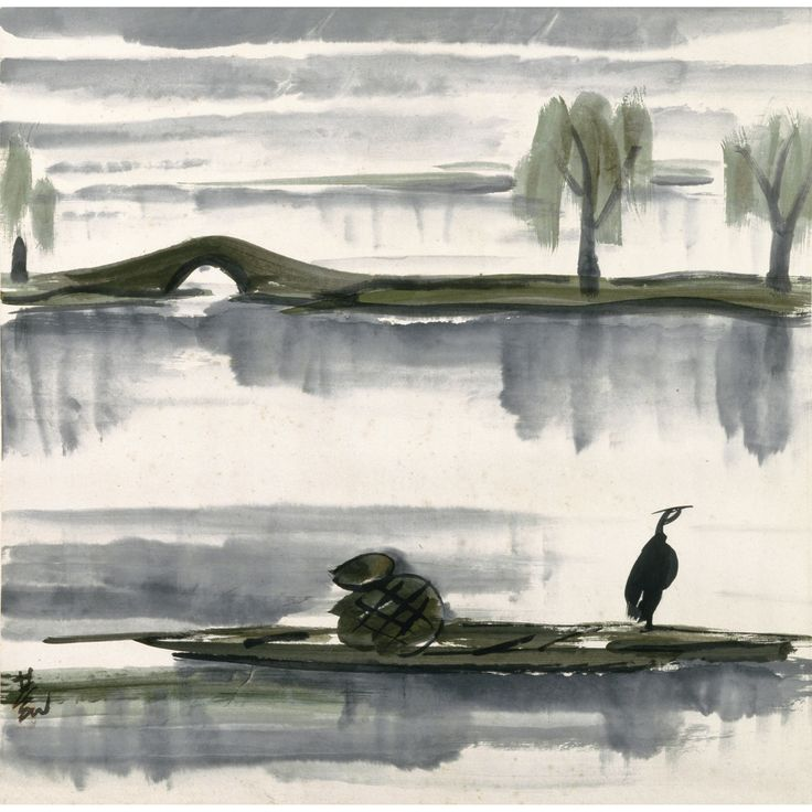 Lin Fengmian 1900-1991