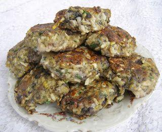 W Mojej Kuchni Lubię.. : jajeczno-grzybowe kotleciki...
