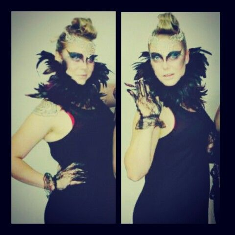 My look for our Runway show at college
