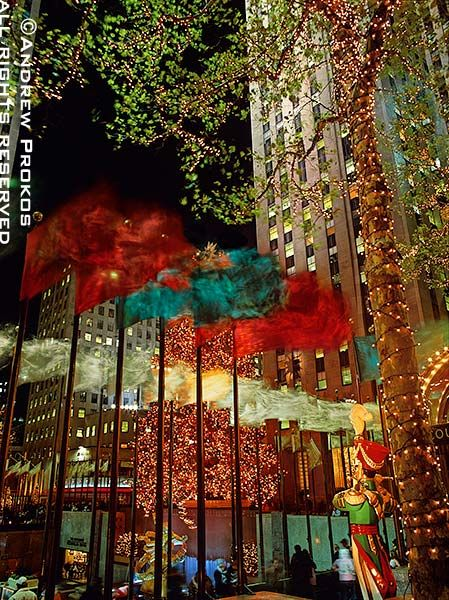 Rockefeller Center Christmas Lights - http://andrewprokos.com
