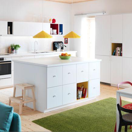 Kitchen ikea metod veddinge white k k for Kitchen cabinet price comparison