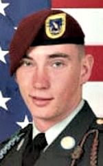 Army SGT Kyle Dayton, 22, of El Dorado Hills, California. Died December 3, 2007, serving during Operation Iraqi Freedom. Assigned to 2nd Battalion, 504th Parachute Infantry Regiment, 1st Brigade Combat Team, 82nd Airborne Division, Fort Bragg, North Carolina. Died of injuries sustained in a non-combat-related incident in Ashwah, Anbar Province, Iraq. SGT Dayton's unit responded to a logistics convoy accident and one of the vehicles unexpectedly ignited and exploded.