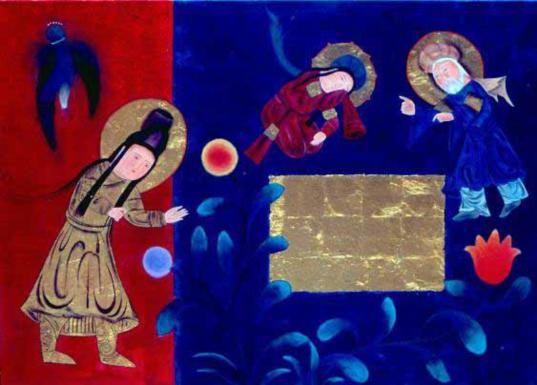 Bir Aşk Hikayesi – Varka ile Gülşah, 12.10.2001 (Günseli Kato Arşivi)