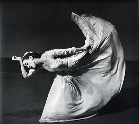 Barbara Morgan, Martha Graham, 1940