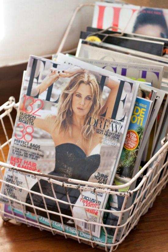 wired - tijdschriften opbergen