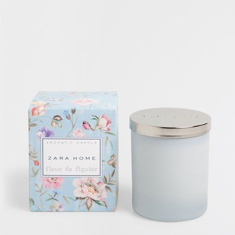 FLEUR DE FIGUIER SCENTED CANDLE - Special Edition - Fragrance | Zara Home United Kingdom