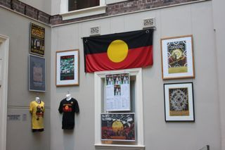 National Reconciliation Week display