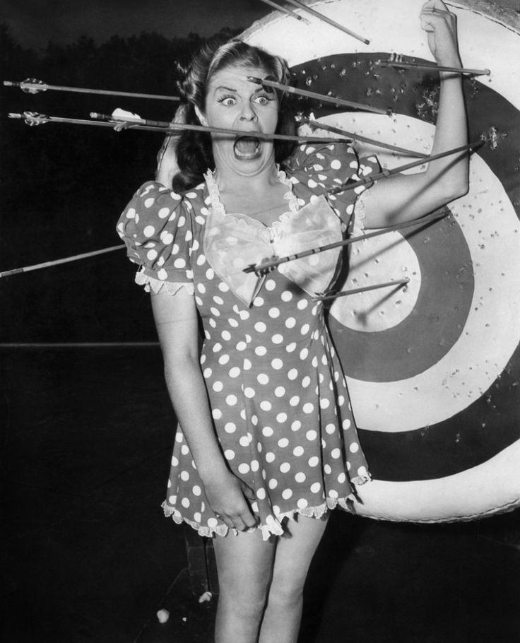 Martha Raye - Hellzapoppin 1941