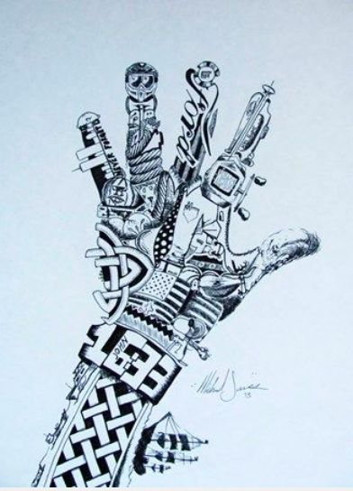 Best 25+ Hand drawings ideas on Pinterest | How to draw ...