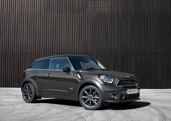 2015 Mini Paceman Front Exterior 600x427 2015 Mini Paceman Review Specs and Models