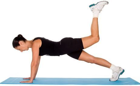 10 images about core back exercises on pinterest
