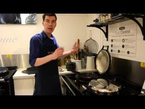 Divertimenti 50 London Cuisines - Steak on the AGA