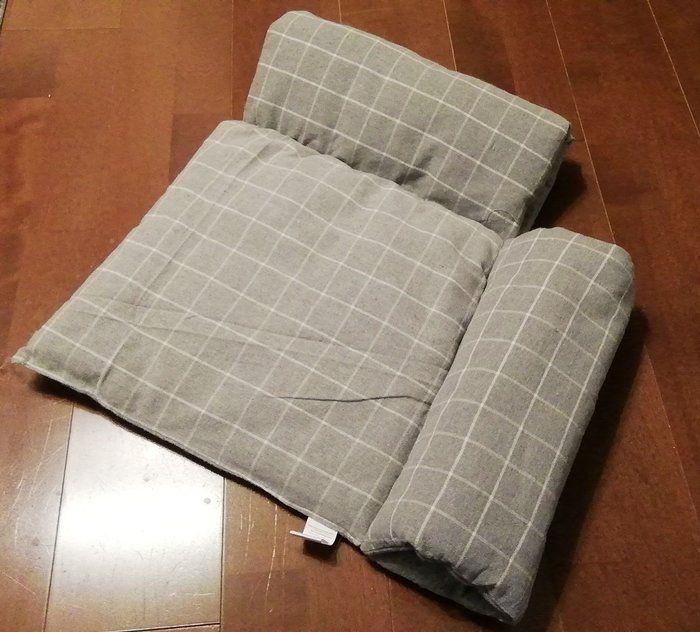 100均グッズで 猫ベッド を自作してみよう ねこのきもちweb Magazine 猫 ハンモック 手作り ベッド ペットと暮らすインテリア