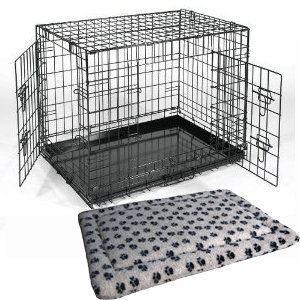 Deal alert - Big cage for the big boys, do you have a big dog? XL Extra Large, size 42