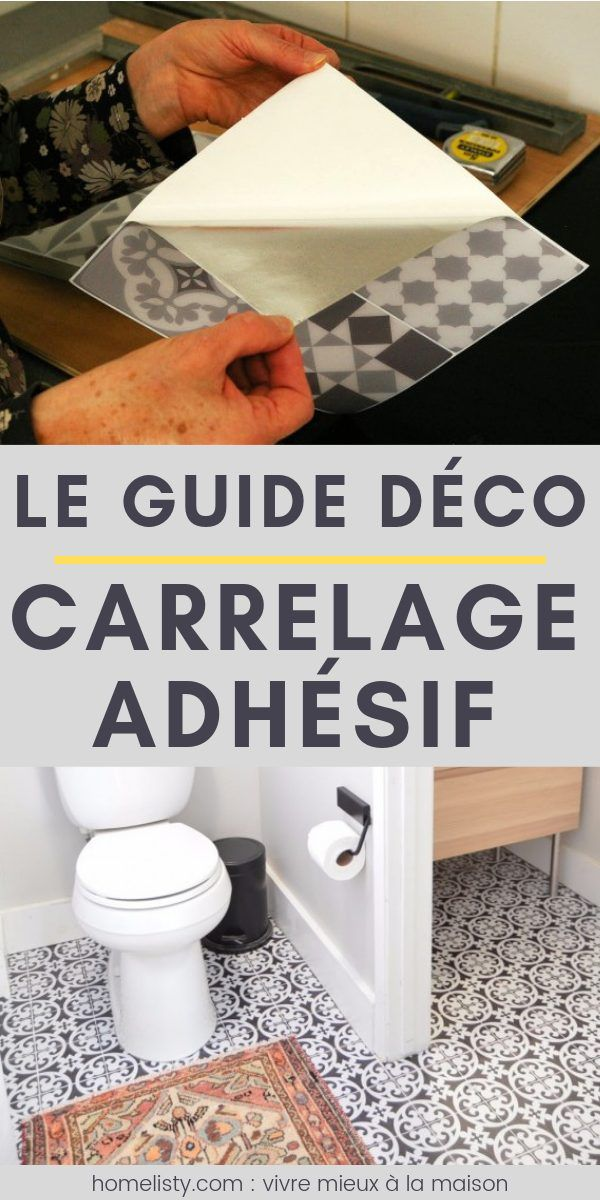 Carrelage Adhesif Tout Ce Que Vous Devez Savoir Carrelage Adhesif Carrelage Peinture Carrelage Cuisine