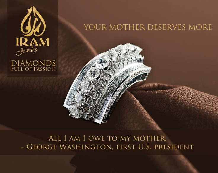 All I am I owe to my mother.  - George Washington, first U.S. president