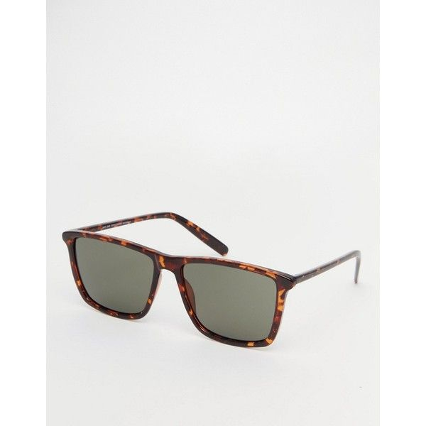 Cheap Monday Sunglasses ($17) ❤ liked on Polyvore featuring accessories, eyewear, sunglasses, darkturtle, cheap monday sunglasses, uv protection glasses, turtle glasses, cheap monday and cheap monday glasses