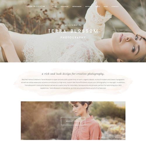 7 best Squarespace Website Templates images on Pinterest | Website ...