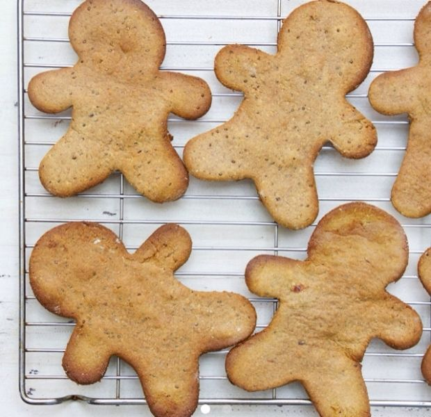 Gingerbread Men! The perfect after school activity!
