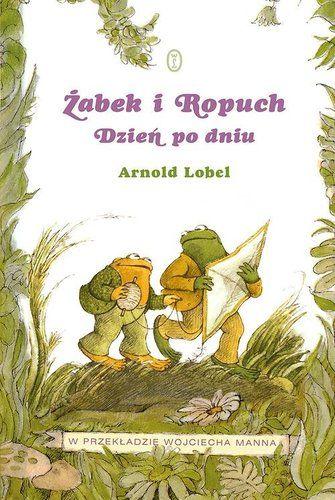 Żabek i Ropuch Dzień po dniu - Książki dla dzieci 7-13 lat