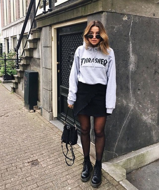 #womensfashionretrochic – casual fall outfit, winter outfit, style, outfit inspiration, millennial fashion, street style, boho, vintage, grunge, casua…
