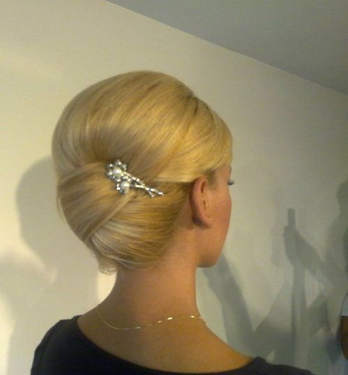 Bridesmaids Cool and Classy Hairstyles