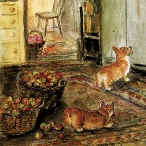 Artwork - Tasha Tudor and Family