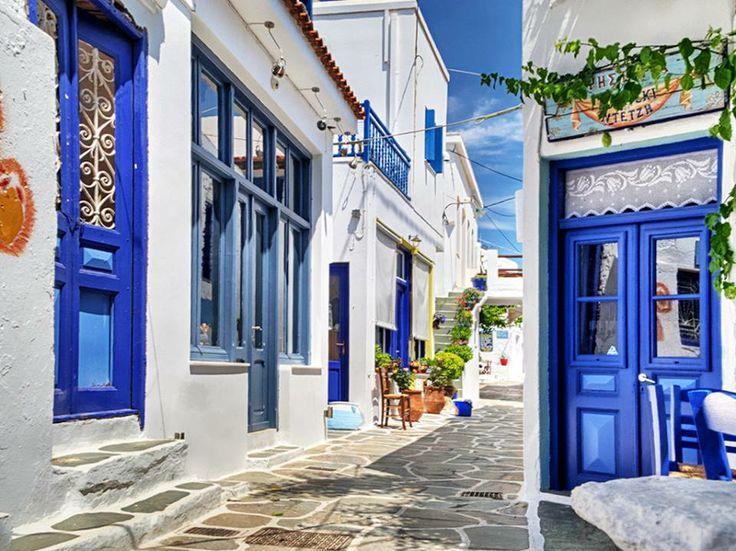 GREECE CHANNEL   #Kythnos island http://www.greece-channel.com/